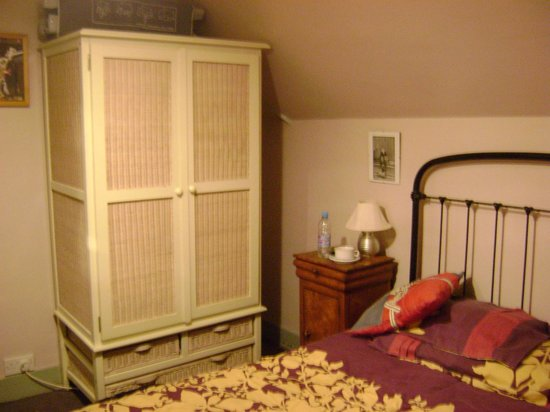 Grange Guest House: Single room