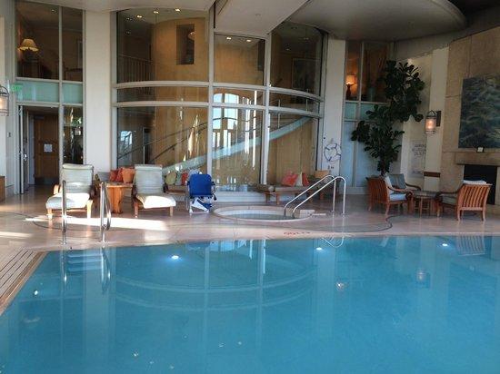 The Scarlet Huntington : Peaceful and spotless Spa/Pool facillity
