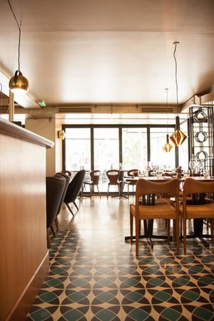 Hotel Edgar: Restaurant