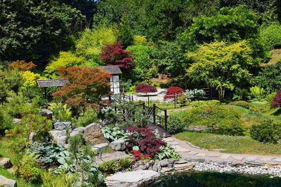Kingston Lacy: KL garden