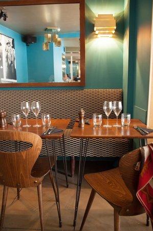 Hôtel Edgar : Restaurant