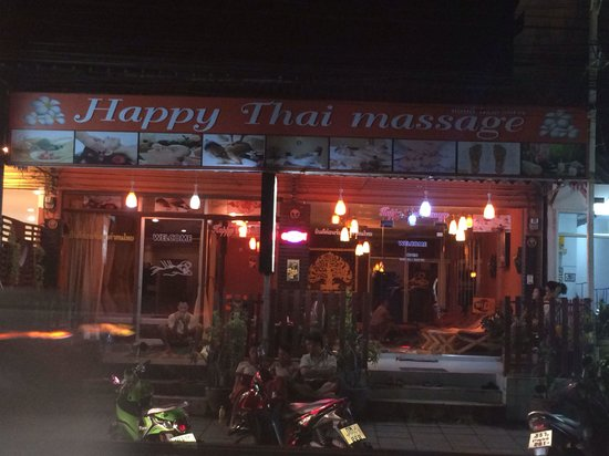 ratchanee thaimassage happy thai massage
