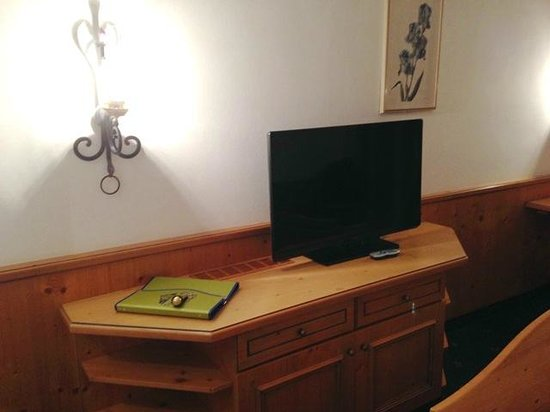 Feldmochinger Hof: TV-Ecke