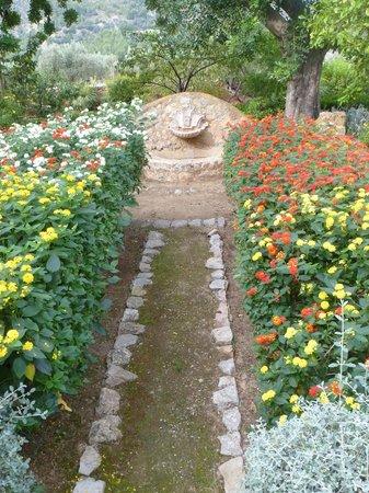 Robert Graves House : Garden
