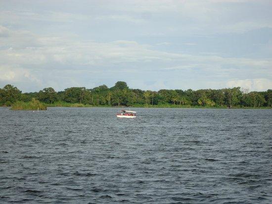 Villas Mombacho: View of Lake Cocibolca or Lake Nicaragua