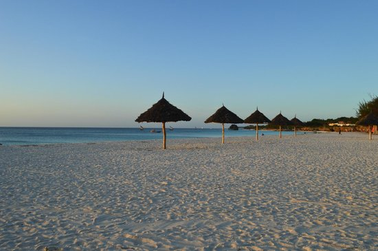 Sunset Kendwa: White sand beach, exceptional