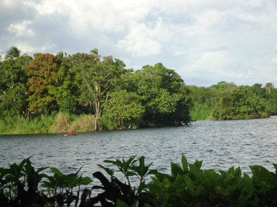 Villas Mombacho: One of the 364 islands on Lake Cocibolca
