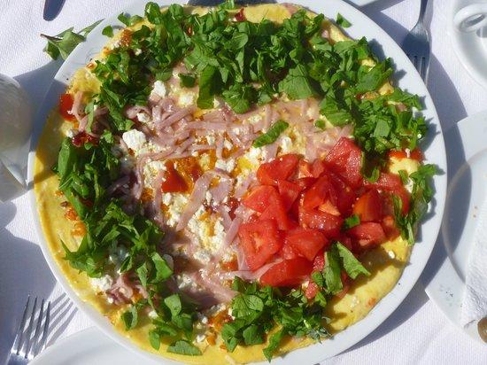 Pandora Studios : omelette petit déjeuner
