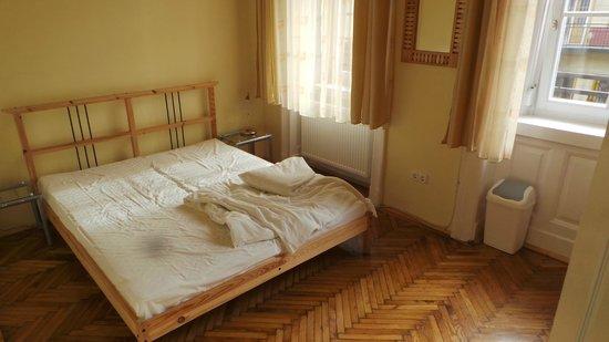 4YOU CityCenter Apartments: Eins der Schlafzimmer