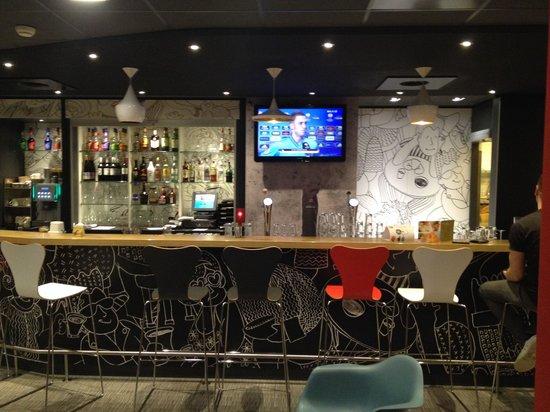 Ibis Amsterdam City West : Bar