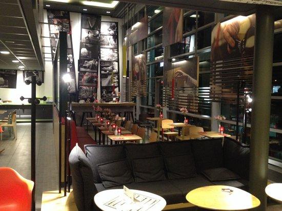 Ibis Amsterdam City West : Restaurante