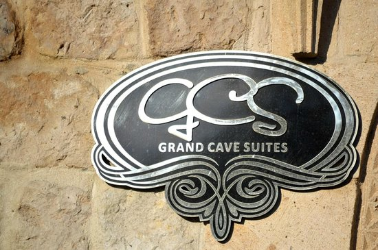 Grand Cave Suites:  stunning hotel