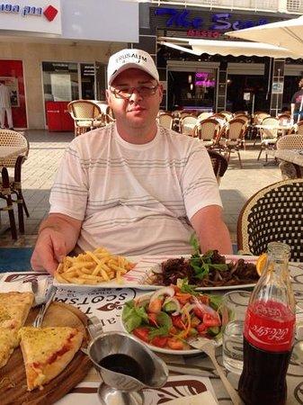 The Scotsman: Обалденный ресторан с очень вкусной кухней!!!