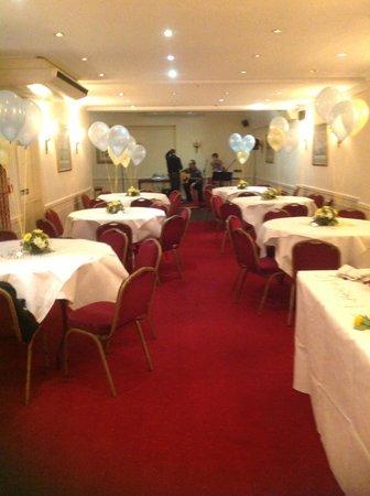 Best Western George Hotel: Birthday Bash Function Room