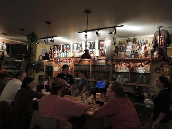 Pagosa Brewing & Grill: Atmosphere
