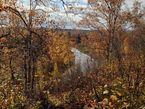 Gooseberry Falls State Park.  Oct 2013