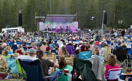 Tahoe Donner: Summer Concert on the Green
