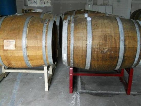 Buffalo Jump Winery : great winery tour