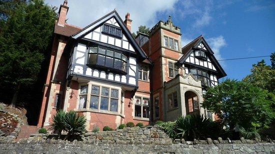 Arden House: Impressive appearance