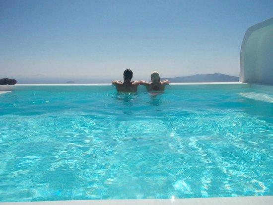 ซานโตรีนี, กรีซ: Santorini Greece