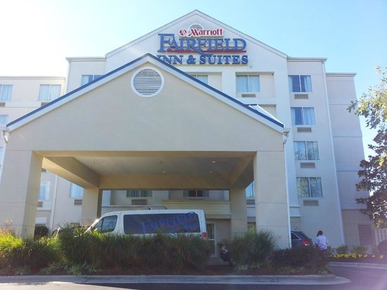 Fairfield Inn & Suites Raleigh-Durham Airport/RTP: Front