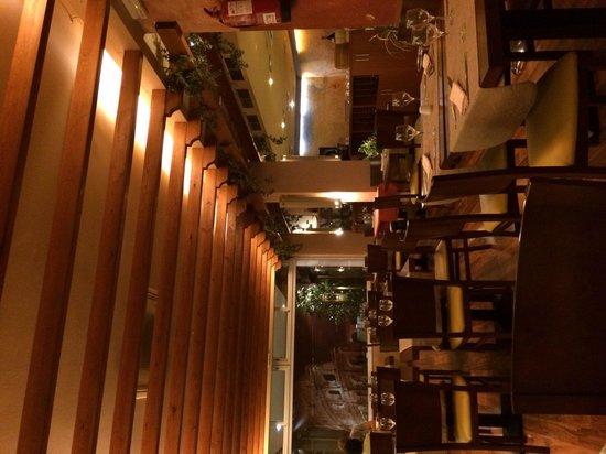 Trattoria Da Paolo SL. : The restaurant