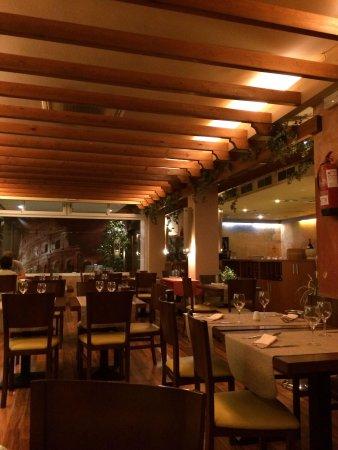 DA PAOLO: The restaurant