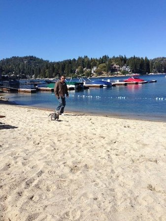 Lake Arrowhead Resort and Spa, Autograph Collection: Private Lake area