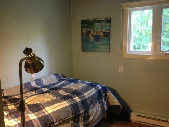 Calabogie Peaks Hotel: bedroom #2 (1 twin bed)