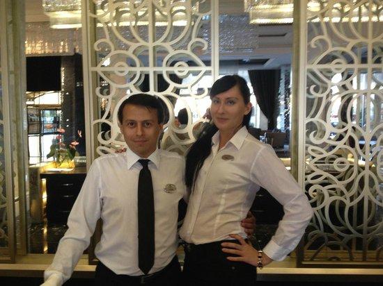 Alva Donna Exclusive Hotel & Spa: Top Personal