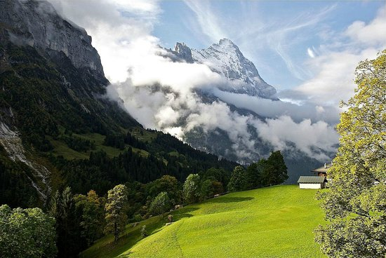 Grindelwald, Suiza: The Eiger