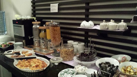 Trevi B&B Roma : Breakfast