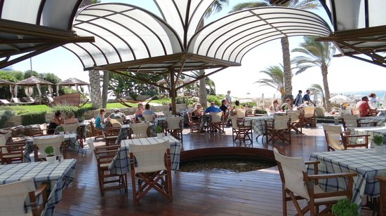 TUI SENSIMAR Pioneer Beach Hotel by Constantinou Bros: One of the restaurants