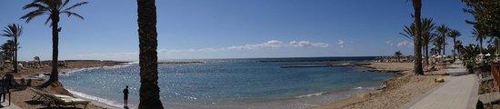 Constantinou Bros Pioneer Beach Hotel: The beautiful coast