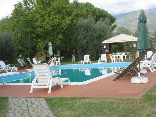 Villa Il Crocicchio : un angolo di paradiso
