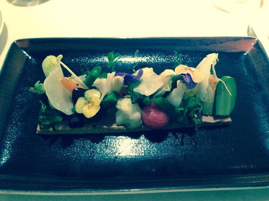 Roca Moo : First course