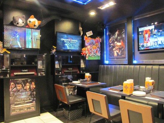 Capcom Bar Shinjuku Shinjuku Restaurant Reviews Phone Number Amp Photos Tripadvisor
