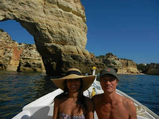 Carvoeiro Caves: Boat tour from Carvoeiro