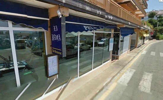Restaurante La Proa
