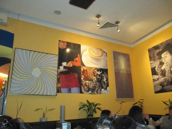 Caffe & Restaurant Gian Mario: Фото внутри