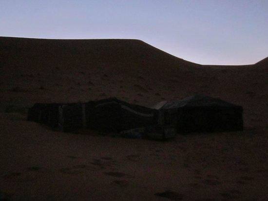 Desert Tours Morocco: jaimas