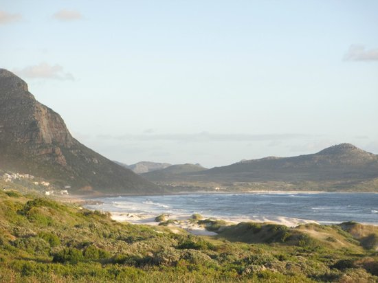 Simonstown Guest House: One of the beaches of the Cape Peninsula