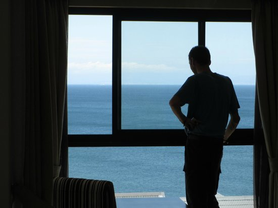 Simonstown Guest House: Watching the whales