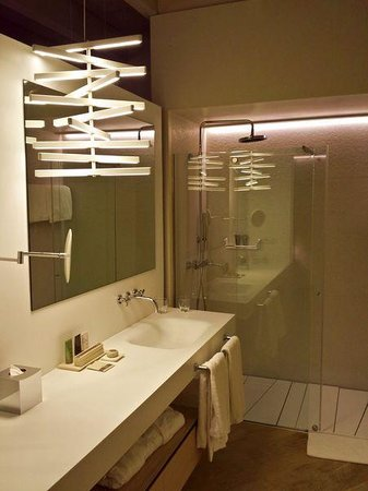Mercer Hotel Barcelona : bathroom