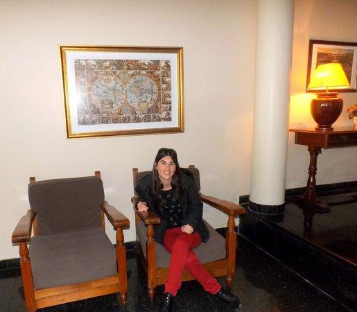 Gran Hotel de Turismo: Hall del hotel
