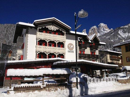 Villa Kofler Wonderland Resort: Фасад