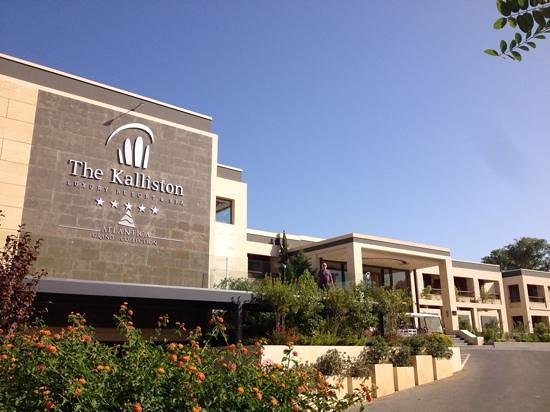 SENSIMAR KALLISTON Resort & Spa by ATLANTICA: best holiday ever :)