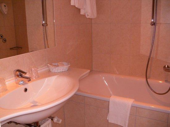 Residenz Hotel Harzhöhe : das Bad sauber