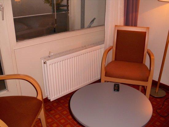 Residenz Hotel Harzhöhe : kleine Sitzecke