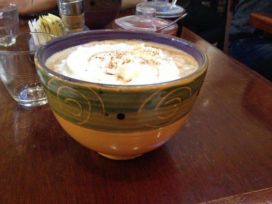 Zazie: Pumpkin latte